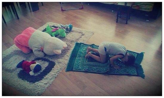 یه نماز بی ریا